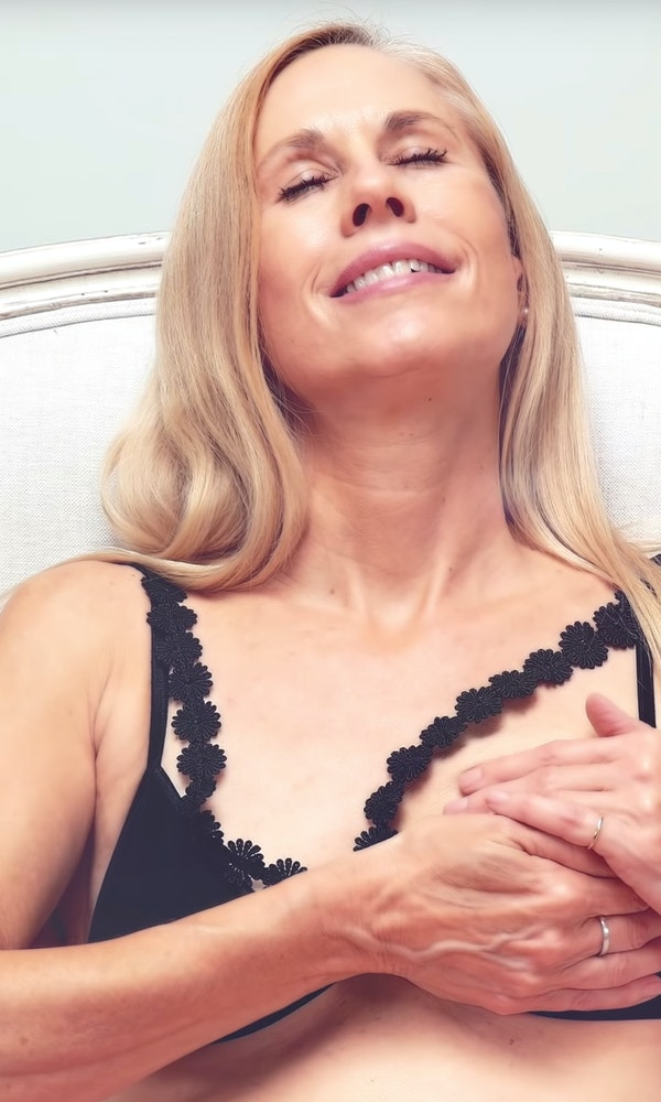 Orgasm ⚡ for breast massage The Truth